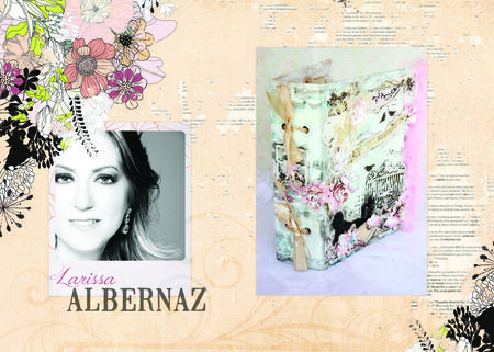 Larissa Albernaz Collage