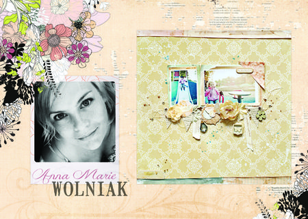 Anna Marie Wolniak Collage