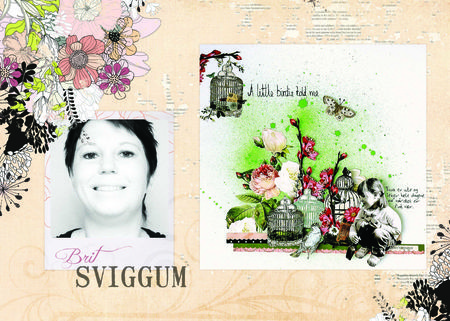 Brit Sviggum Collage