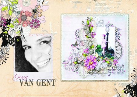 Gerry Van Gent Collage