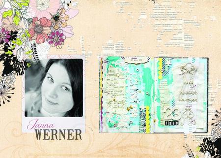 Janna Werner Collage