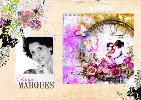 Solange Marques Collage
