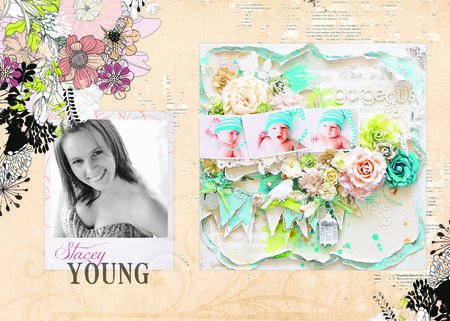 Stacey Young Collage