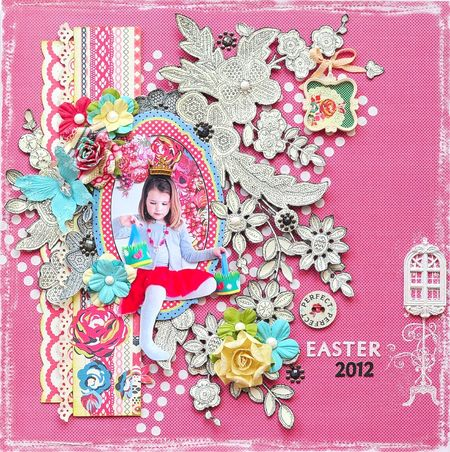 Rosarian-Perfect easter-gerry