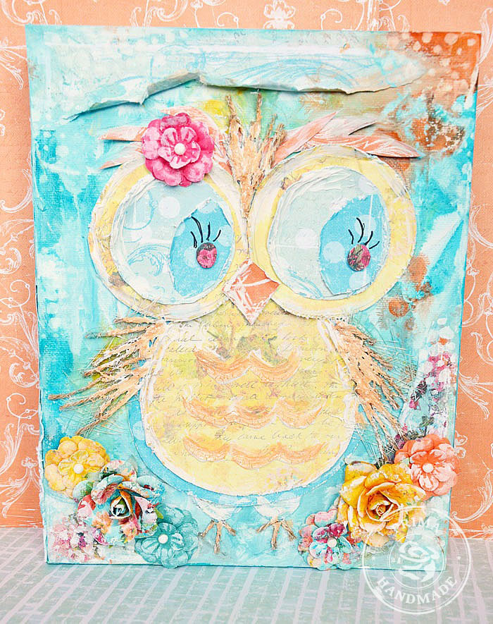 Owl-canvas-summer-CHA-2012