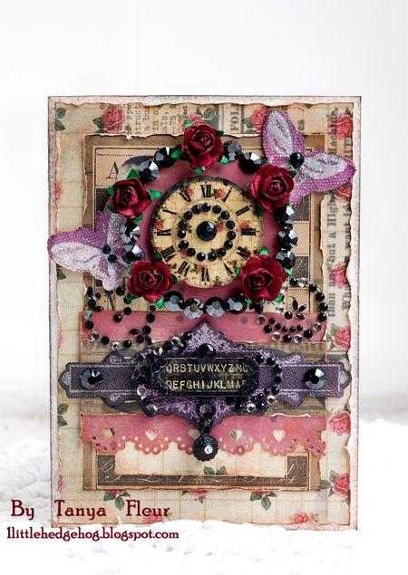 Clock-card