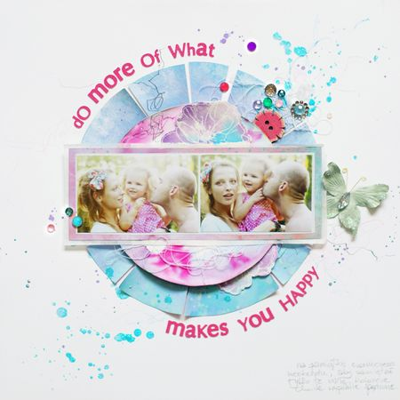 Do more of what makes you happy small