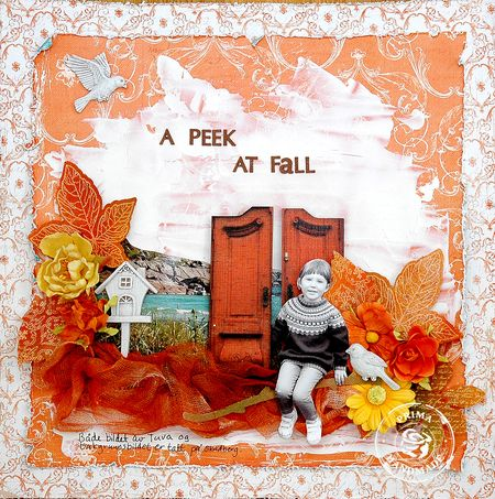 Fall brit