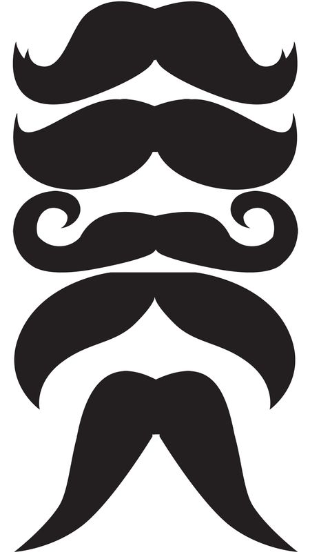 10 dec mustaches-template