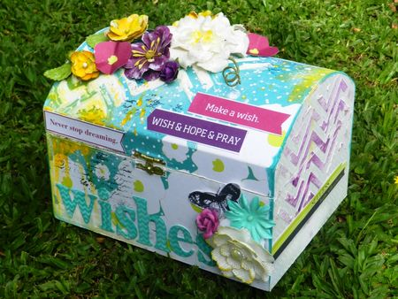 Wishes box solange