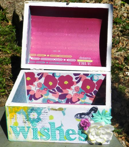 Wishes box2 solange