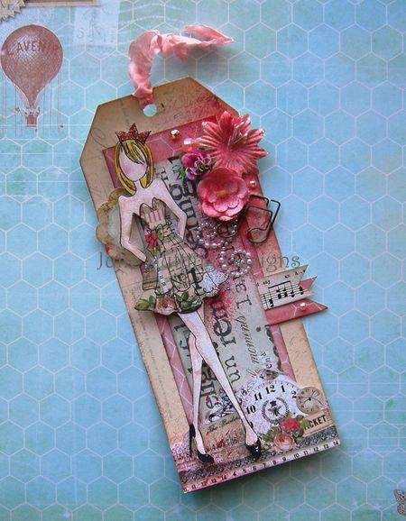 Doll stamps julie3