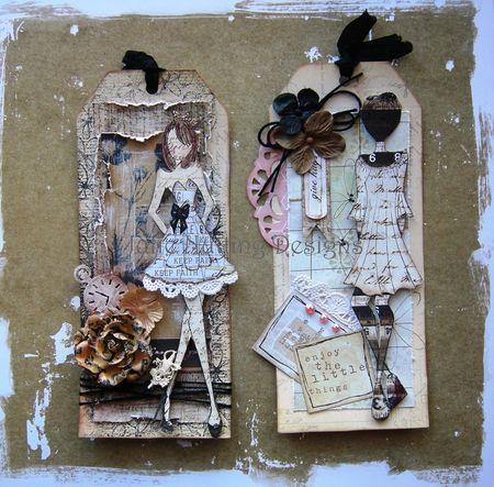 Doll stamps julie1