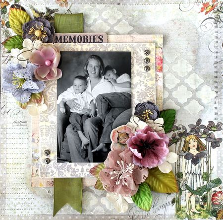 Fairy rhymes cari memories