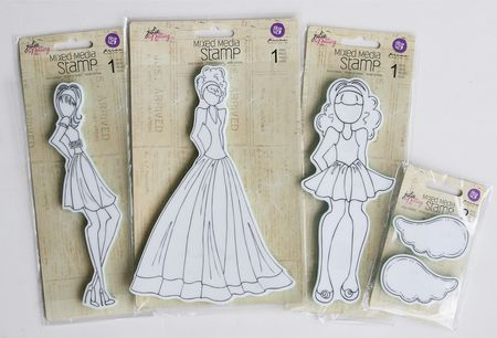 New doll stamps