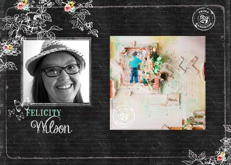 Felicity collage