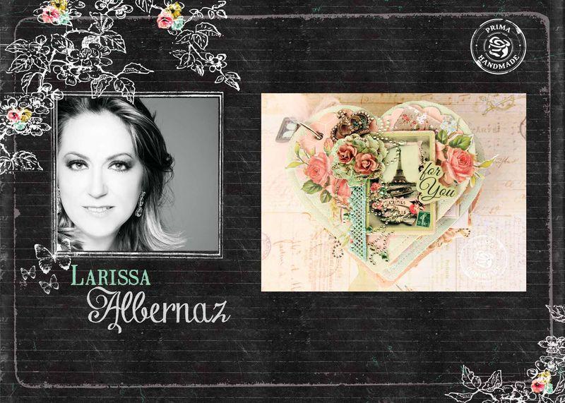 Larissa collage