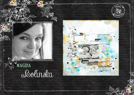 Magda collage