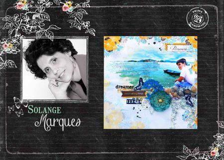 Solange collage