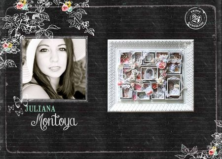 Juliana collage