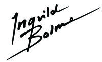 Ingvild bolme logo