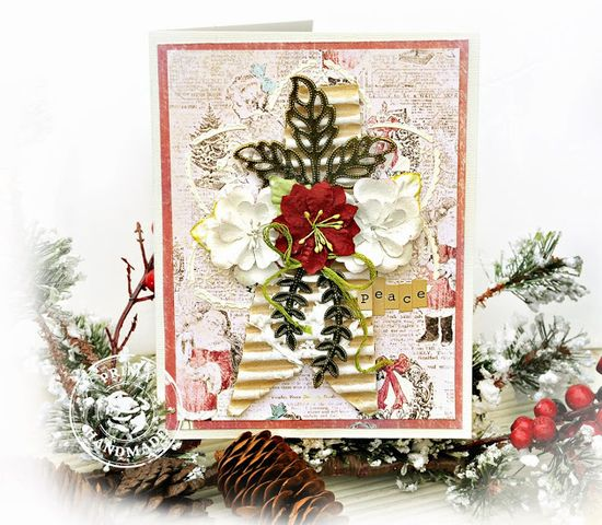 Nov 1 Christmas Card Holiday Jubilee TM