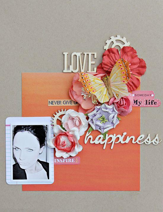 PPP Prima, Happiness, Ann-Christin Larsen
