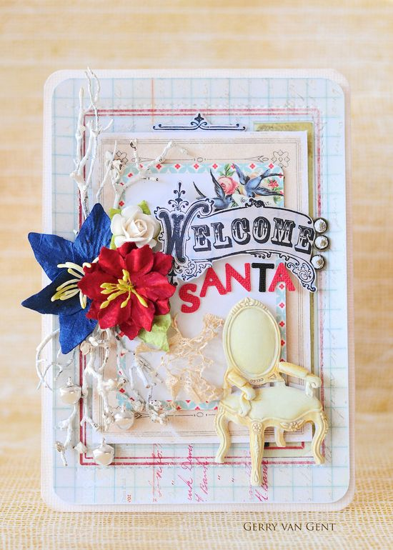 Welcome Santa Card_gerry