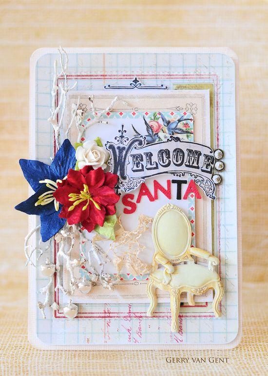Welcome Santa Card_gerry