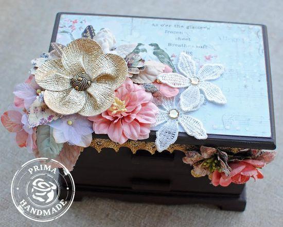 Flowers delaina box