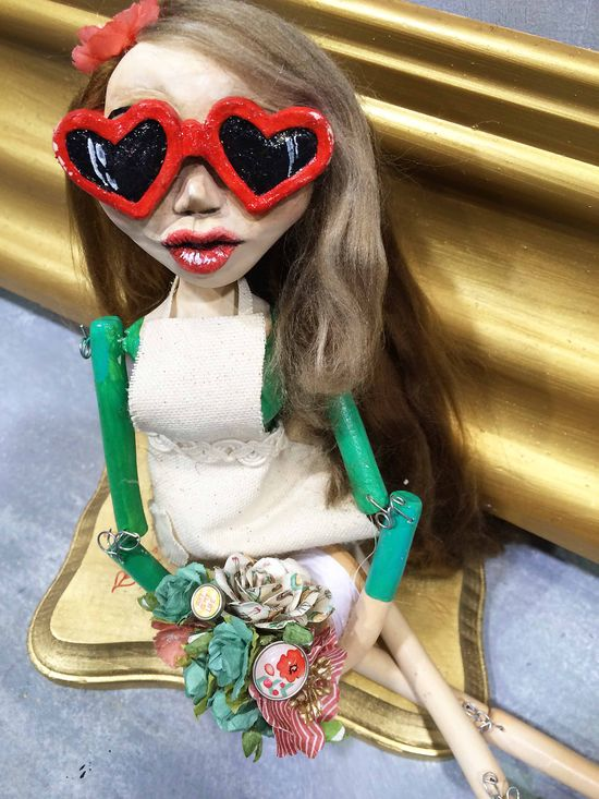 Bloom girls doll