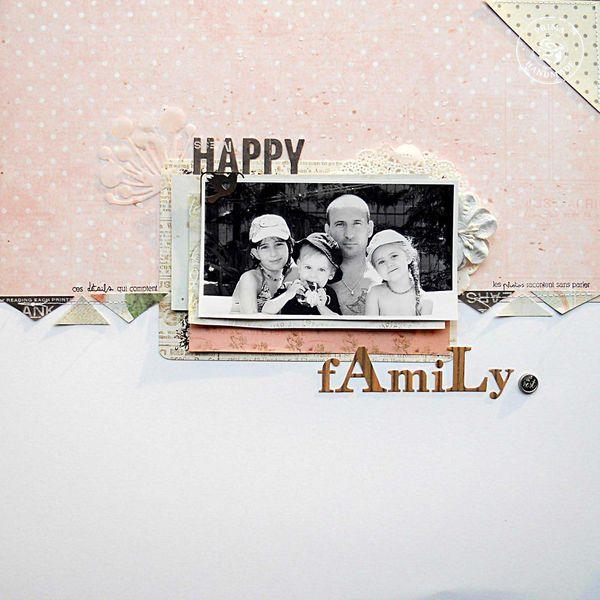 Something Blue - Nine - Happy family