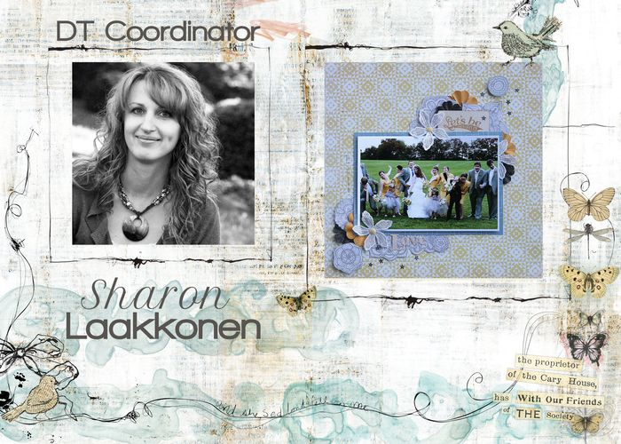 Sharon collage