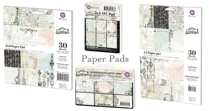 Epiphany paperpads