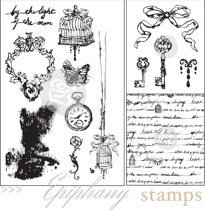 Epiphany stamps