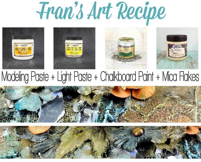 Art recipe fran