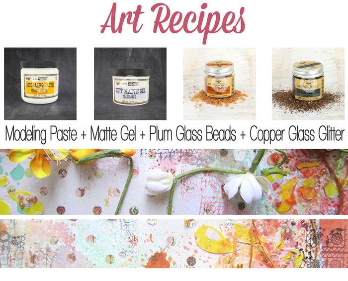 Art recipe keren