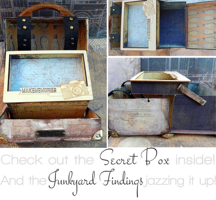 Ingvild box solange