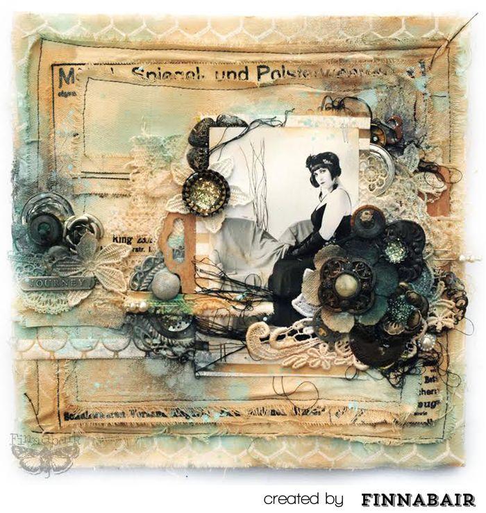 Art finn canvas