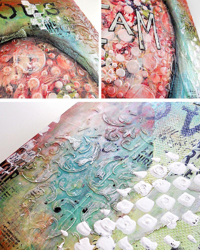 Art basics pastes nine2
