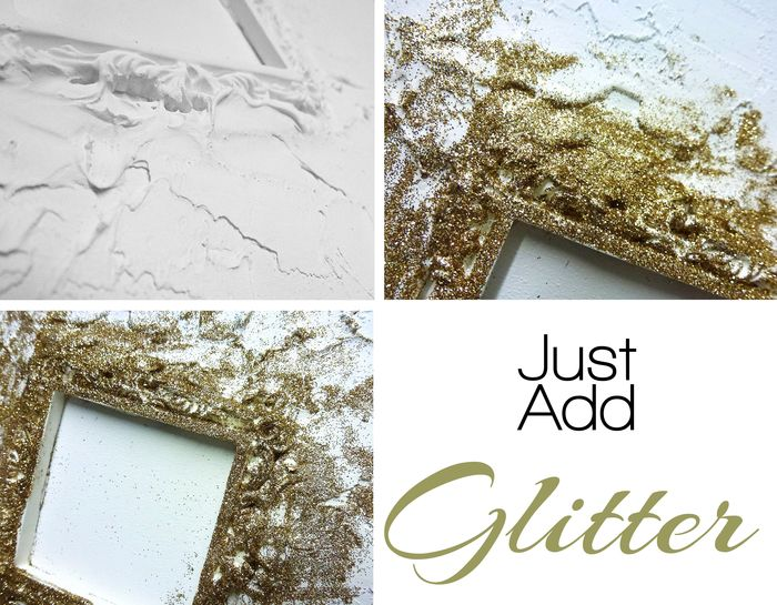 Glitter howto louise