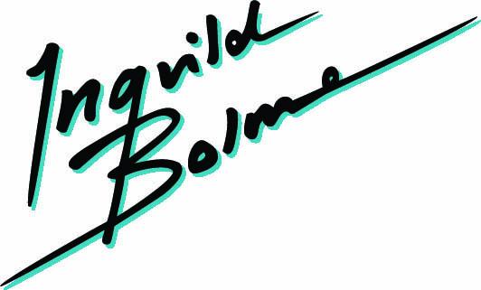 Ingvild bolme logo 2 layers