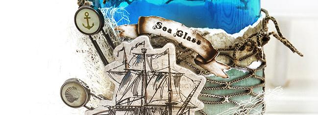 Seashore sea glass close4 650