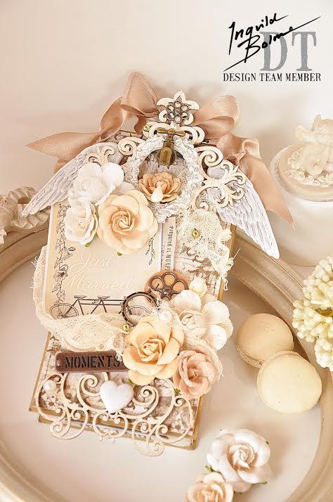 Ingvild wedding flo