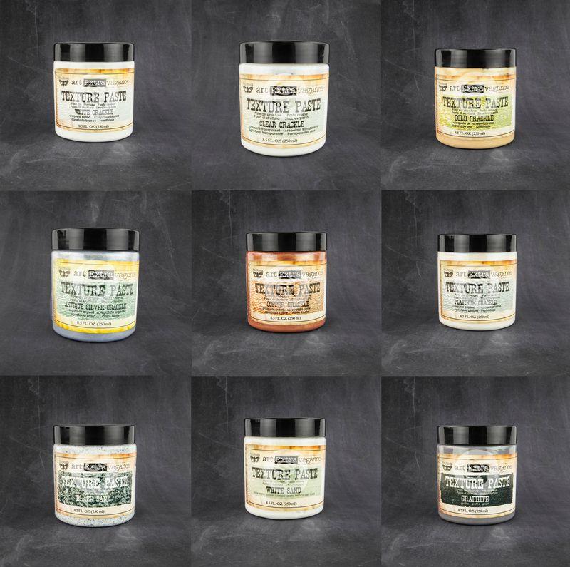 Specialty pastes