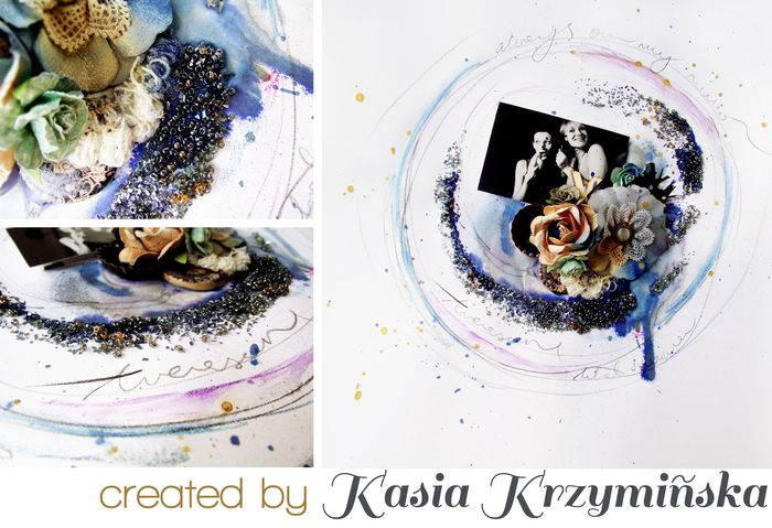 Art ingredients beads kasiak