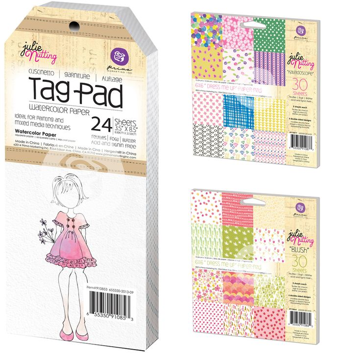 Tag pads