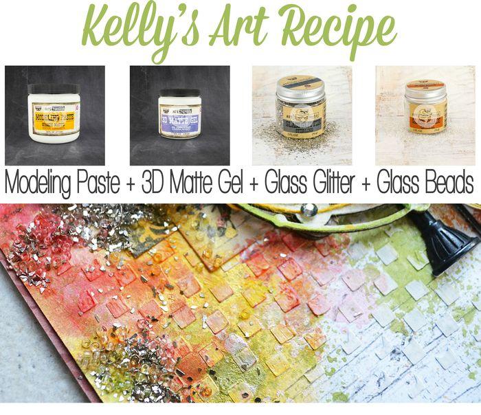 Art recipe kelly