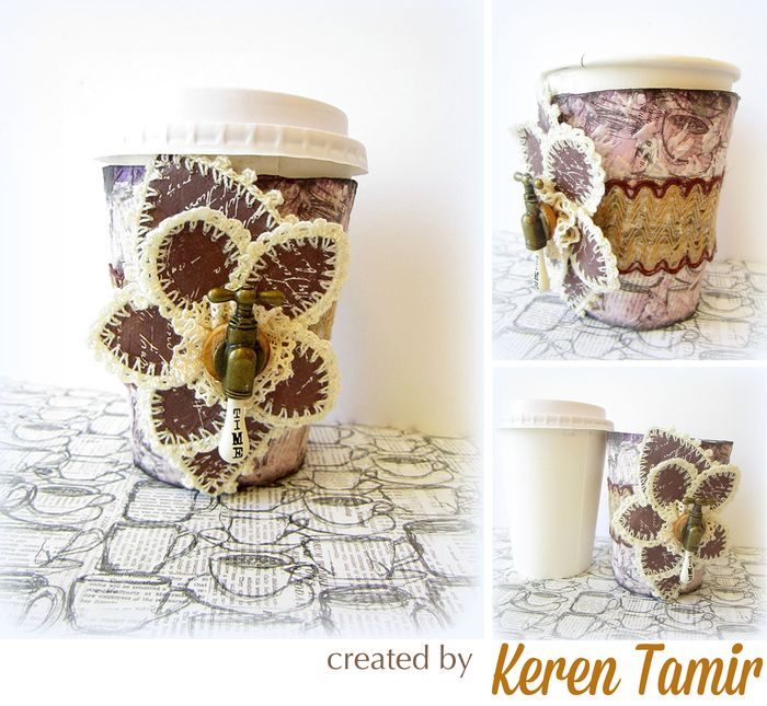 Coffee break keren cozies
