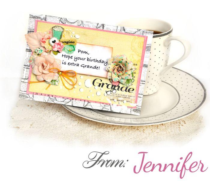 Card pom jennifer